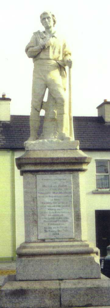 Sam MacAllister's Monument